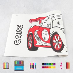 Drawing roll Cars 1