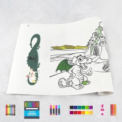 Drawing roll Knights
