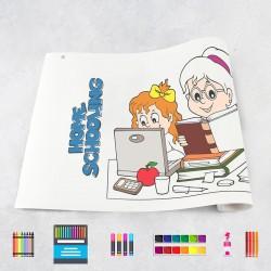 Drawing roll School
