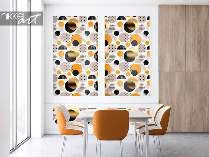 Spotlight on: polka dot wallpaper