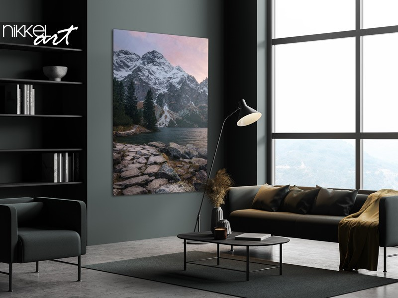 Wall decoration with mountains? discover here