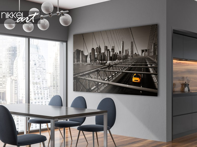 New york photo prints tailored to your interior