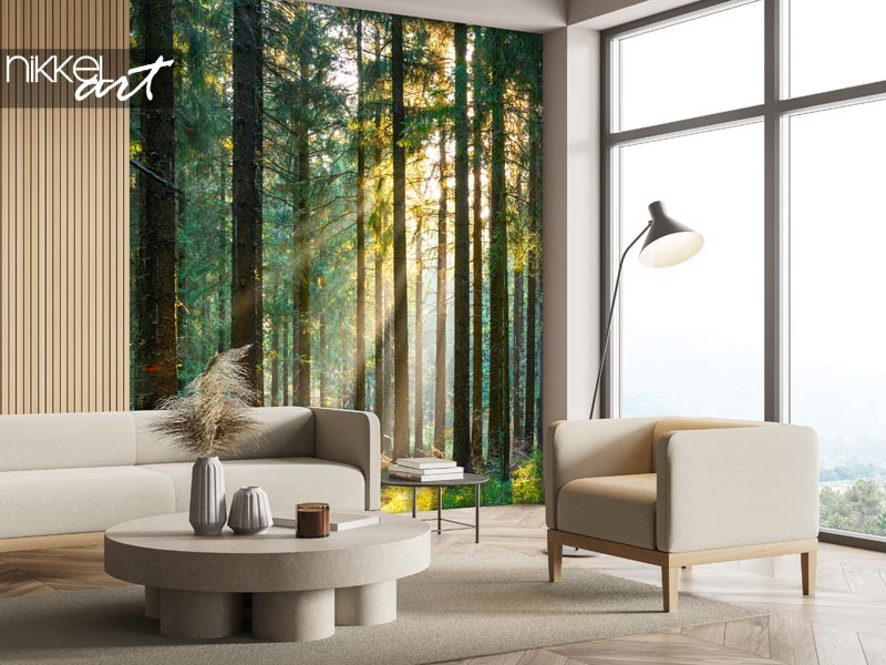 The most beautiful forest wall decorations order here