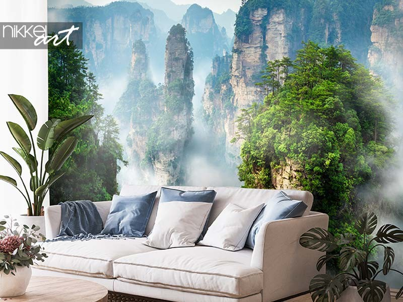 Which adhesive for wall murals?