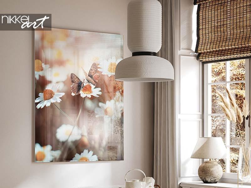 Where to hang an acrylic print?