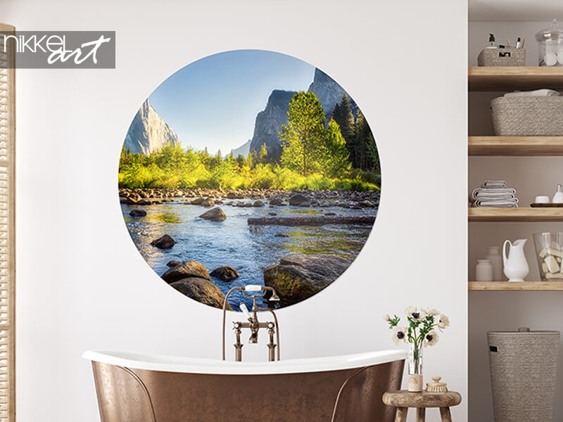 Self-adhesive or non-woven wall murals? how to make the right choice
