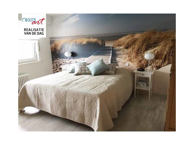 Wall Murals beach in bedroom