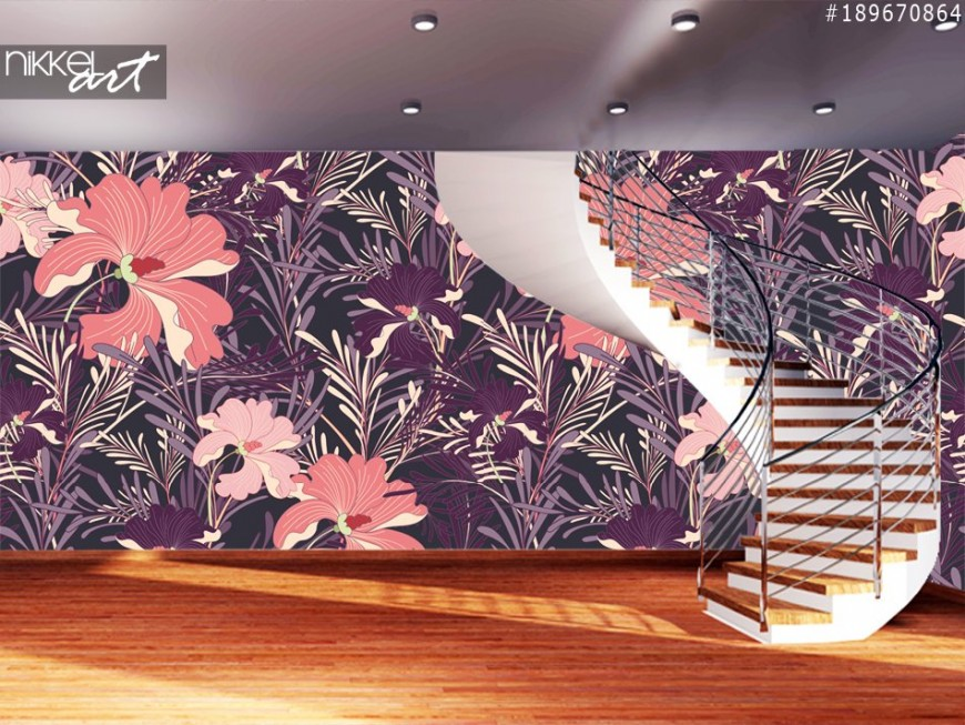 Wall Murals Concrete Wallpaper