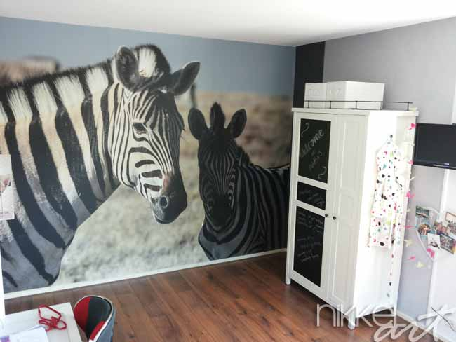 Wall Murals Zebra