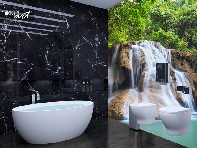 Wall Murals Waterfalls