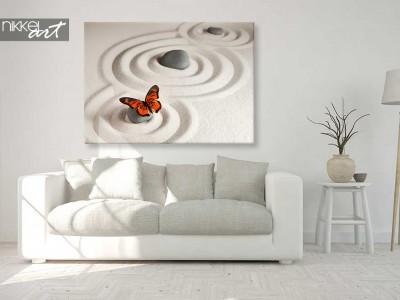 Customized wall decoration on size! nikkel art.com