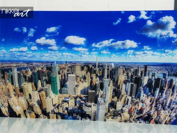 Photo on Acrylic New York