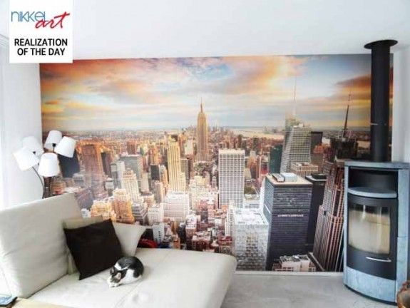 Wall Mural New York