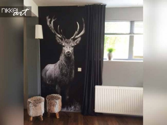 Wall Murals Deer